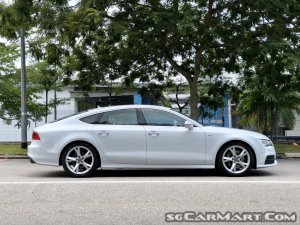 Used Audi A Sportback A TFSI Quattro SLine Car For Sale In - Used audi a7