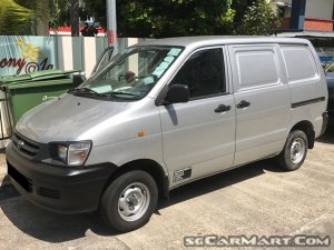 Toyota Liteace 2.2M (COE till 06/2022)
