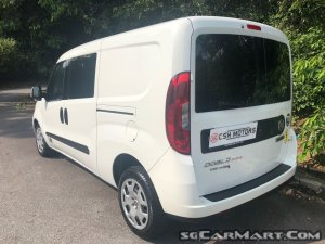 Used Fiat Doblo Cargo Maxi 1 6m Vehicle For Sale In Singapore Csh