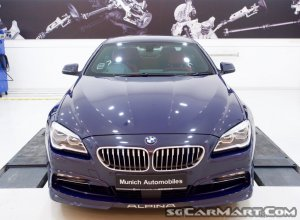 Used BMW ALPINA B BiTurbo Coupe Edition A Car For Sale In - Bmw alpina b6 biturbo price
