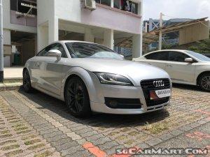 Audi TT Coupe 3.2A Quattro S-tronic (COE till 05/2028)