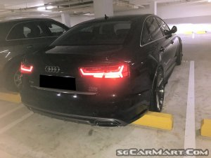 Used Audi A A TFSI Quattro SLine Car For Sale In Singapore STCars - Audi car line