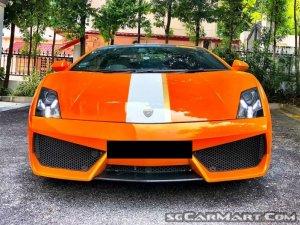 Used Lamborghini Gallardo Car For Sale In Singapore Sgcarmart