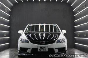 Honda Civic Type R 2.0M (COE till 07/2028)