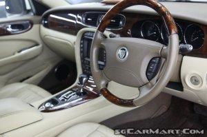 Jaguar XJ6 3.0 Executive LWB (COE till 11/2027)