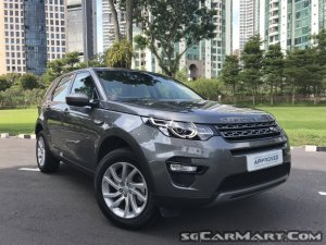 used land rover discovery sport 2 0a si4 7 seater car for sale in rh stcars sg