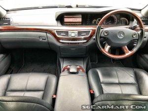 Mercedes-Benz S-Class S500L AMG (COE till 11/2027)