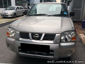 Nissan Double-Cab Pickup (COE till 07/2019)