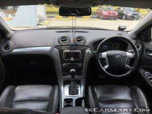Ford Mondeo 2.0A Ecoboost Titanium 5DR