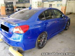 Subaru WRX 2.0A