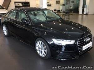 used audi a6 2 0a tfsi ultra s tronic car for sale in singapore rh stcars sg
