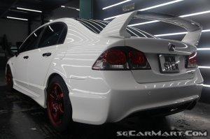Honda Civic Type R 2.0M (New 10-yr COE)