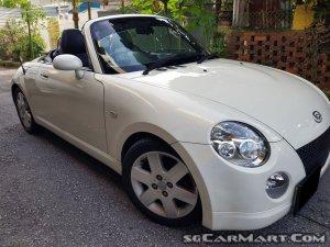 Used Daihatsu Copen Car for Sale in Singapore, SG Auto Pte