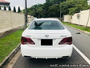 Toyota Crown Athlete 2.5A (COE till 09/2028)