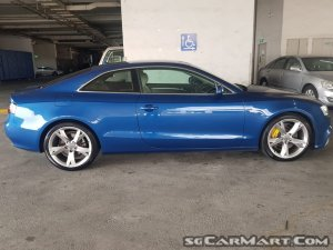 Audi A Coupe A TFSI Quattro For Sale By All Motoring Singapore - Audi coupe quattro for sale