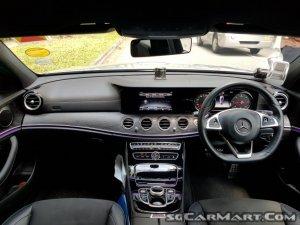 Mercedes-Benz E-Class E220d AMG Line