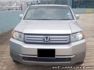 Honda Crossroad 1.8A L (New 10-yr COE)