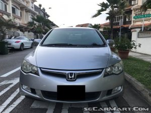 Honda Civic 2.0A Si (COE till 06/2021)