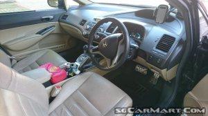 Honda Civic 1.8A VTi-S (COE till 11/2021)