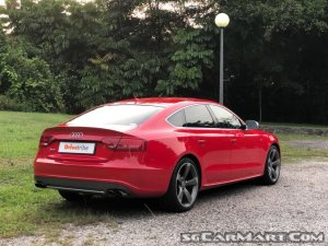 used audi s5 sportback 3 0a tfsi quattro car for sale in singapore rh stcars sg