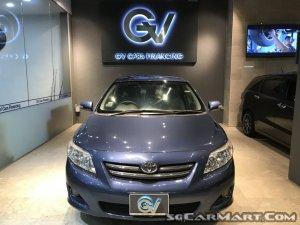 Toyota Corolla Altis 1.6A (COE till 08/2023)