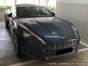 Used Aston Martin Rapide A Car For Sale In Singapore STCars - Used aston martin rapide