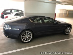 Used Aston Martin Rapide A Car For Sale In Singapore STCars - Used aston martin for sale