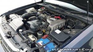 Toyota Royal Crown 3.0A (COE till 04/2020)