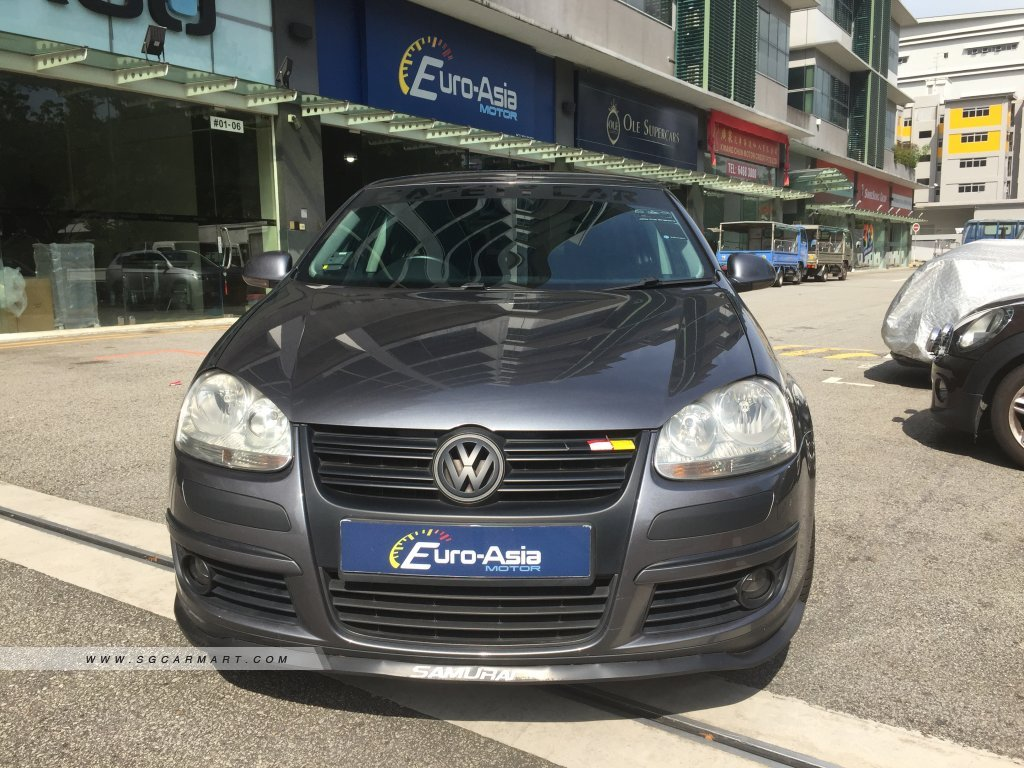 2011 Volkswagen Jetta 1 4a Tsi Photos Pictures Singapore Stcars