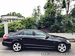 Used Mercedes-Benz E-Class E250 CGI Elegance (COE till 03