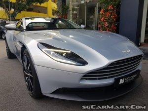 Used Aston Martin DB V Car For Sale In Singapore MotorWay - Car aston martin