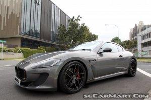 Maserati GranTurismo MC Stradale 4.7A