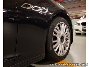 Maserati Quattroporte Diesel 3.0A