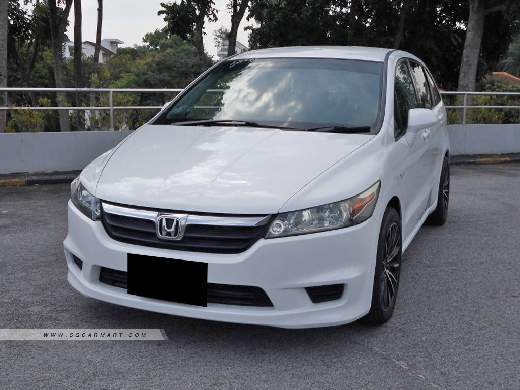 2008 Honda Stream 1.8A X (COE till 09/2023) Photos, Pictures Singapore -  STCars