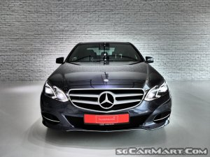 Used Mercedes Benz E Class E250 Avantgarde Car For Sale In Singapore