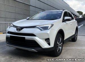 used toyota rav4 2 0a premium car for sale in singapore stg rh stcars sg
