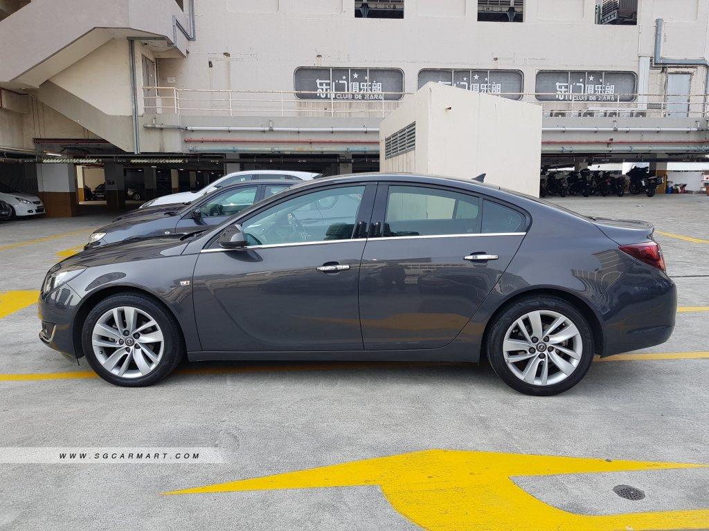 Opel Insignia Diesel 1.6A Turbo