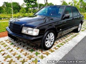 Mercedes-Benz 190E (COE till 04/2019)