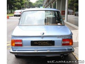 BMW 2002Tii (New 10-yr COE)