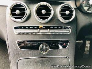 Mercedes-Benz C-Class C200 AMG Line Sport