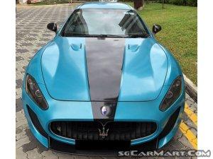Maserati GranTurismo Cambiocorsa (New 10-yr COE)