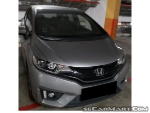 Used Honda Jazz 1 5a Rs Car For Sale In Singapore Stcars