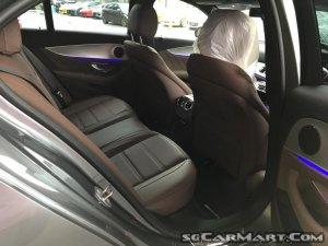 Mercedes-Benz E-Class E43 AMG 4MATIC