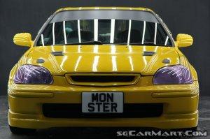 Honda Civic SIR 4M (COE till 04/2028)