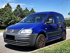 Volkswagen Caddy 2.0M (New 5-yr COE)