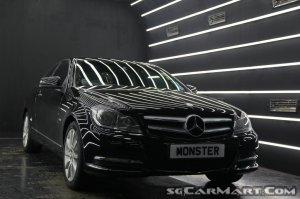 Mercedes-Benz C-Class C180 Coupe