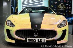 Maserati GranTurismo 4.2A (COE till 05/2028)