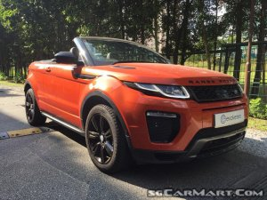 used land rover range rover evoque convertible 2 0a si4 hse dynamic rh stcars sg