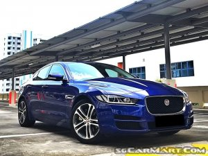 Used Jaguar Xe 2 0a Prestige Car For Sale In Singapore Car Buyers