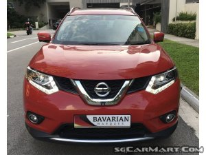 used nissan x trail 2 0a premium 7 seater car for sale in singapore rh stcars sg